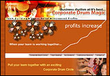 Corporate Drum Magic